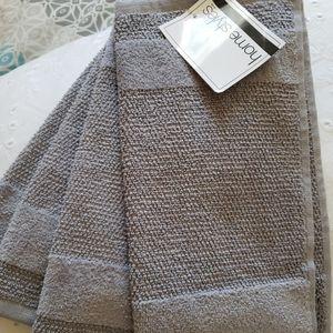 """NWT 100%cotton face clothe 12""""×12"""""""